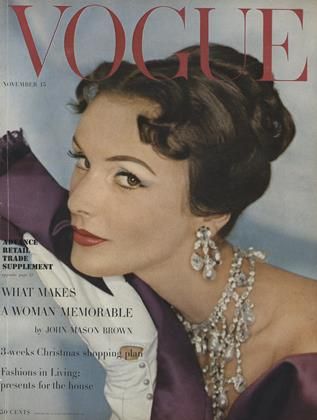 Cover for the November 15 1956 issue