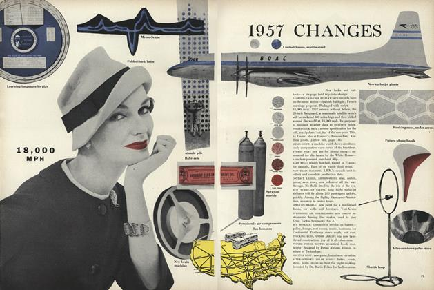 1957 Changes