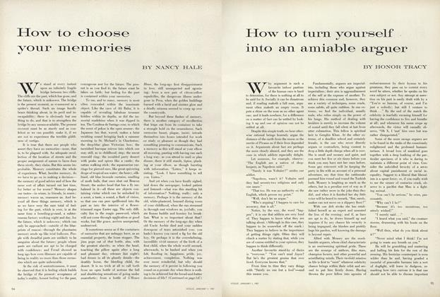 How To Turn Yourself Into an Amiable Arguer