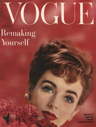 Cover for the January 15 1957 issue