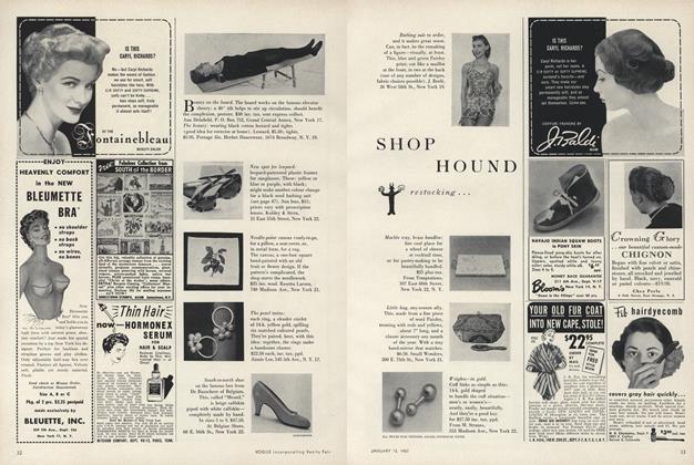 Shop Hound... Restocking