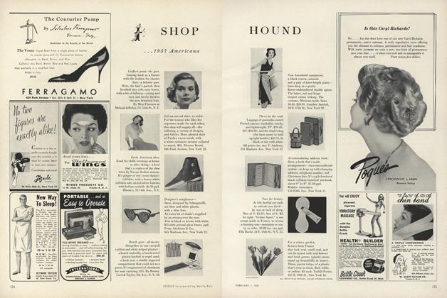 Shop Hound...1957 Americana