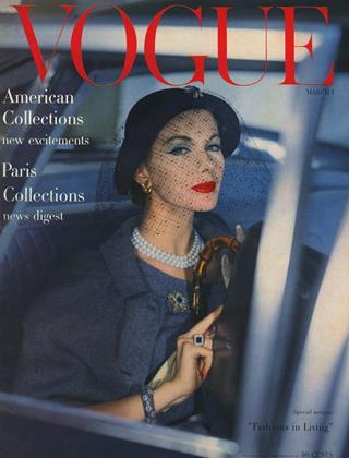 MARCH 1, 1957 | Vogue