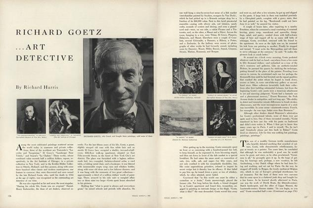 Richard Goetz...Art Detective