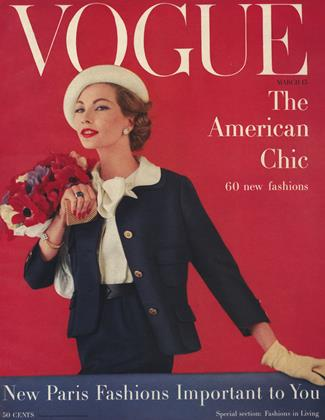 Cover for the March 15 1957 issue