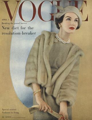 Cover for the April 1 1957 issue