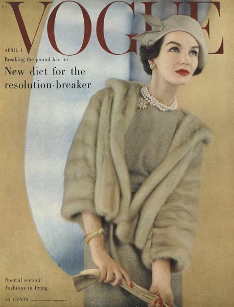 Issue: - April 1 1957 | Vogue
