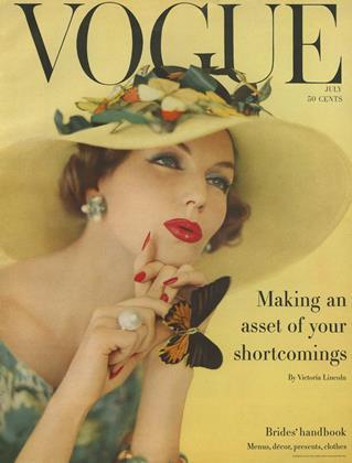 JULY 1957 | Vogue