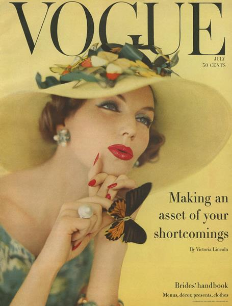 Issue: - July 1957 | Vogue