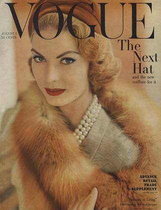 Cover for the August 1 1957 issue