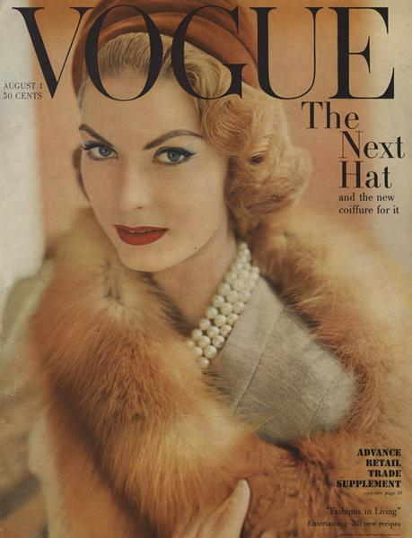 Issue: - August 1 1957 | Vogue
