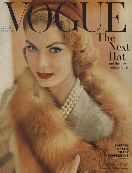 Issue: - August 1 1957 | Vogue
