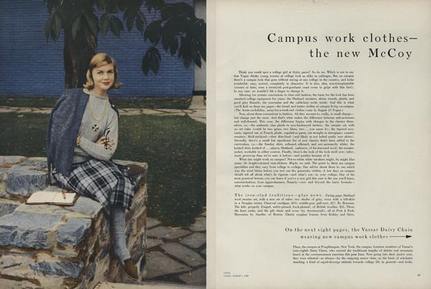 Campus Work Clothes - The New McCoy