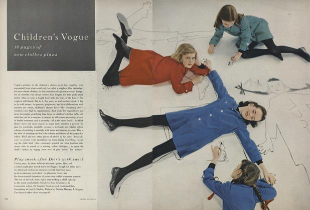 Children's Vogue