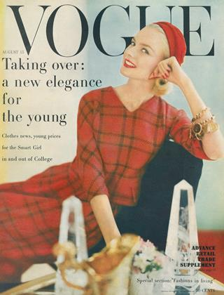 Cover for the August 15 1957 issue