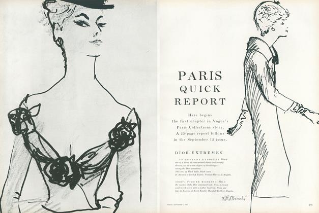 Paris Quick Report