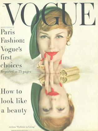 Cover for the September 15 1957 issue