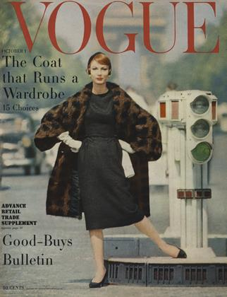 Cover for the October 1 1957 issue