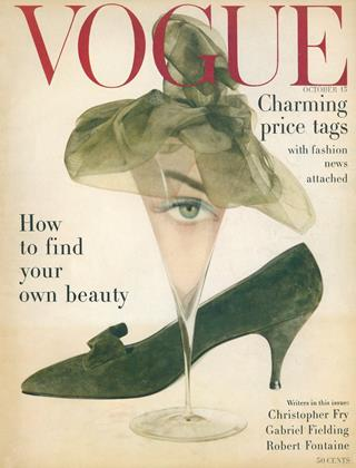 Cover for the October 15 1957 issue