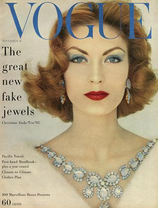 Cover for the November 15 1957 issue