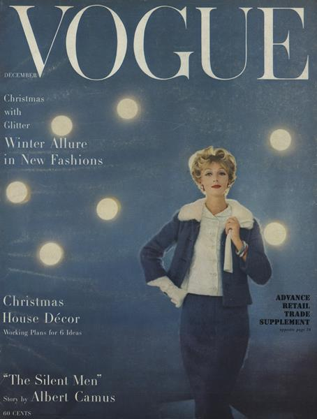 Issue: - December 1957 | Vogue