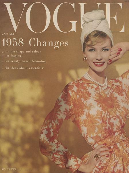 Issue: - January 1 1958 | Vogue
