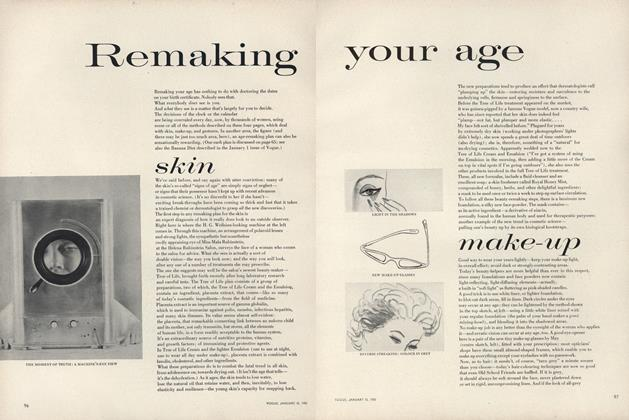 Remaking Your Age