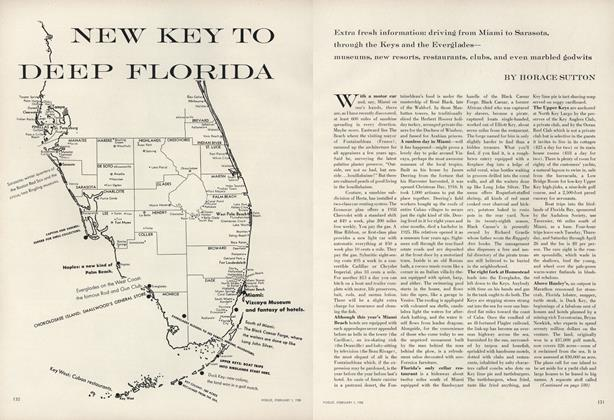 New Key To Deep Florida
