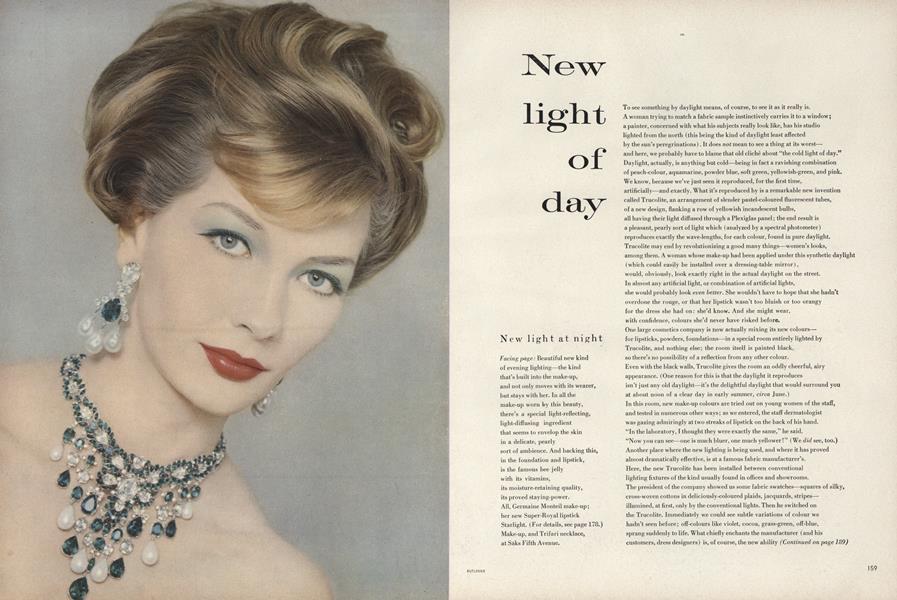 New Light of Day