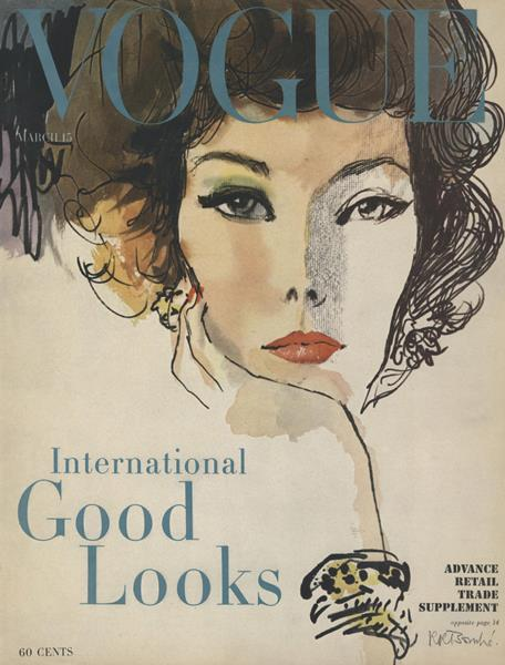 Issue: - March 15 1958 | Vogue