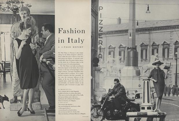 Fashion in Italy