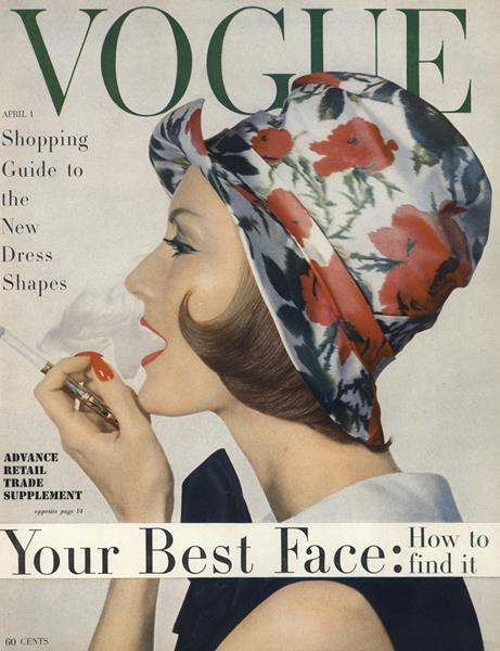 Issue: - April 1 1958 | Vogue