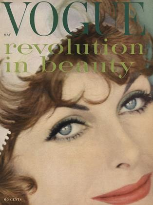 Cover for the May 1958 issue