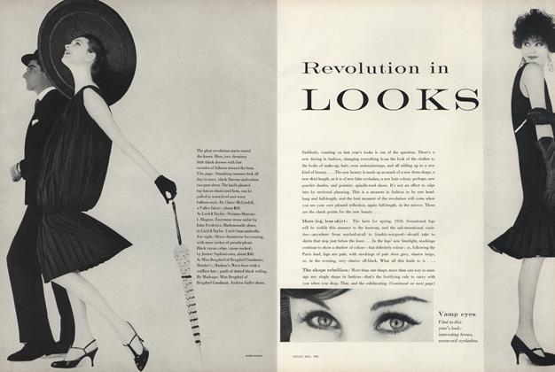 Revolution in Looks
