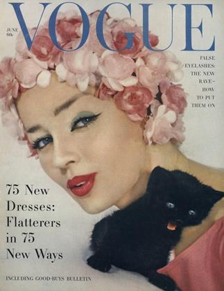 Cover for the June 1958 issue