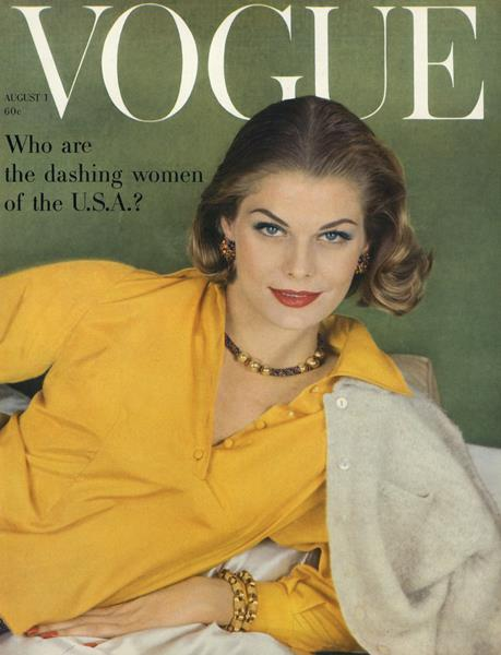 Issue: - August 1 1958 | Vogue