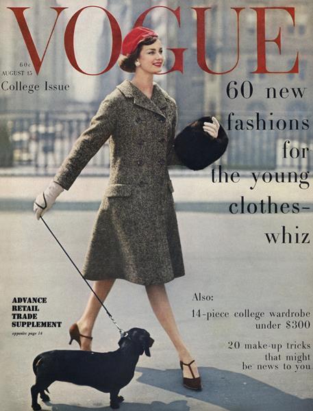 Issue: - August 15 1958 | Vogue