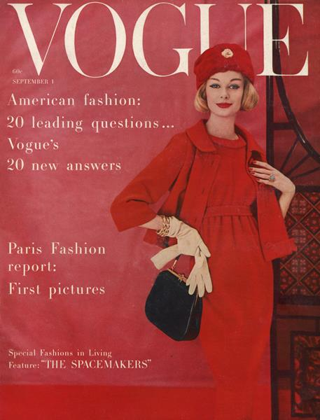 Issue: - September 1 1958 | Vogue
