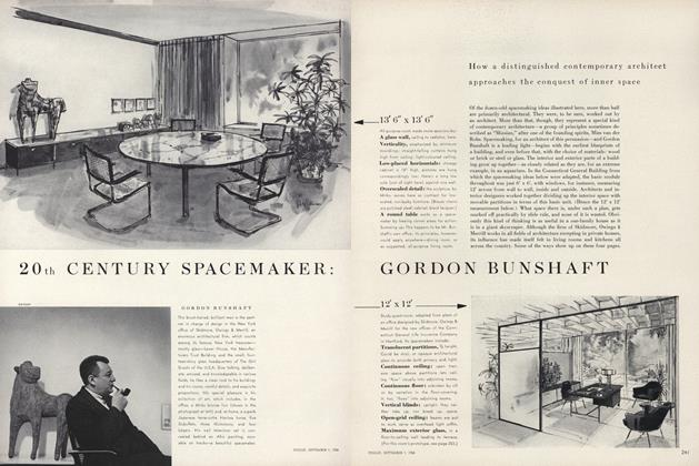 20th Century Spacemaker: Gordon Bunshaft