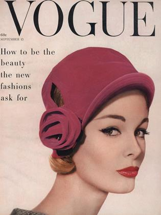 Cover for the September 15 1958 issue