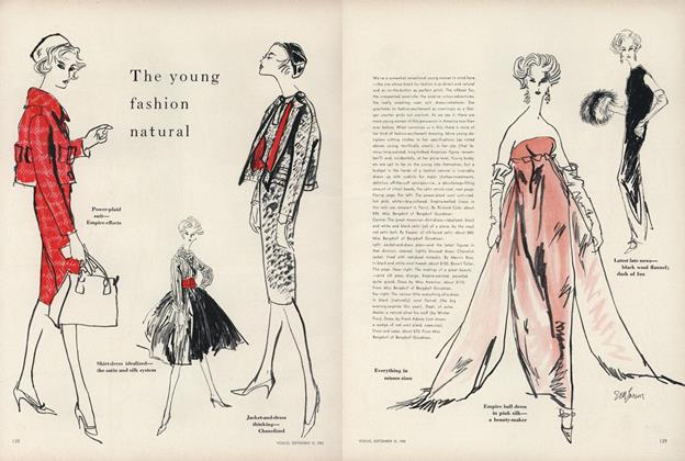 The Young Fashion Natural