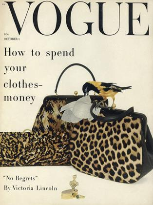 Cover for the October 1 1958 issue