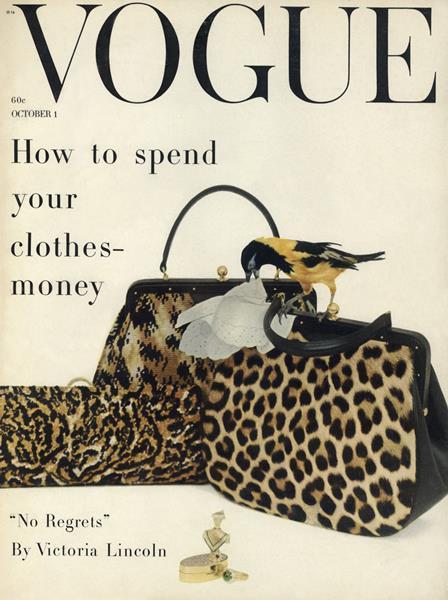 Issue: - October 1 1958   Vogue