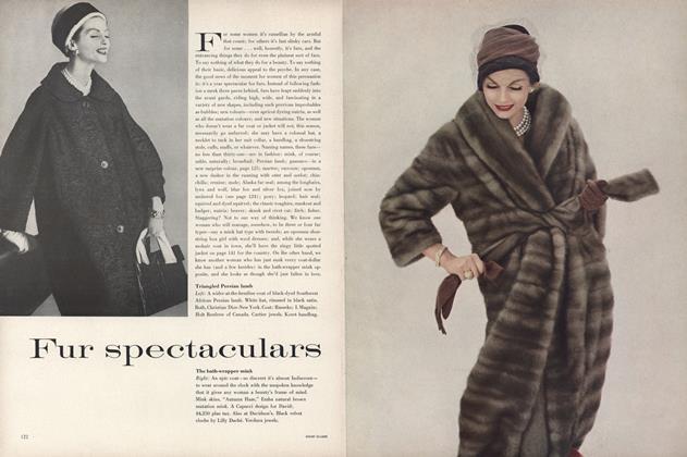 Fur spectaculars