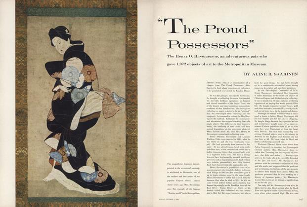 ''The Proud Possessors''