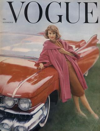 Cover for the October 15 1958 issue