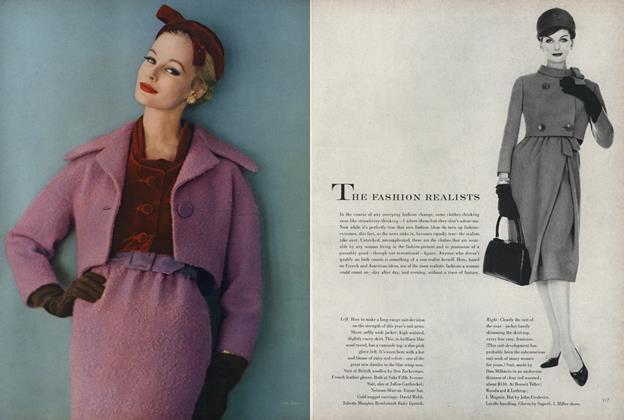 The Fashion Realists
