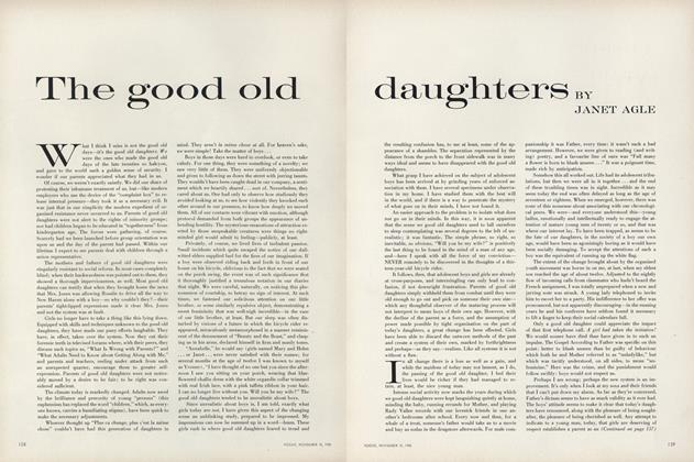 The Good Old Daughters
