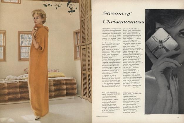 Stream of Christmasness