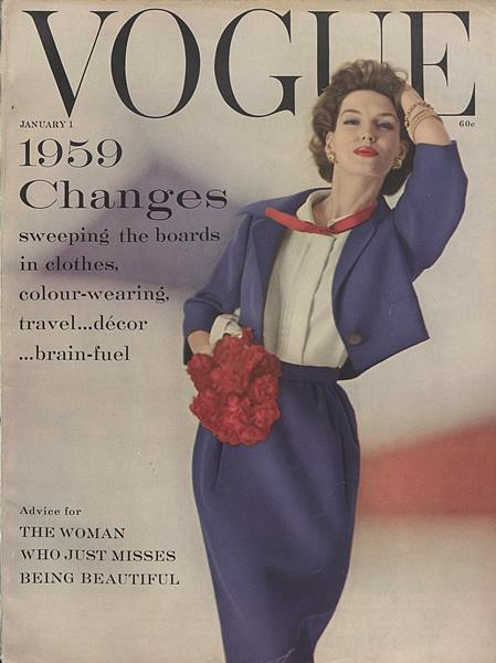 Issue: - January 1 1959 | Vogue
